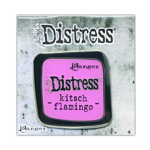 Ranger Distress Pin-Carded - Kitsch Flamingo TDZ73130 Tim Holtz (02-21)