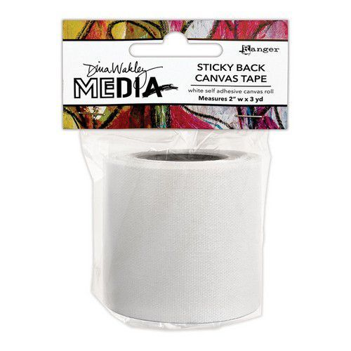 Ranger Dina Wakley Media Canvas Tape MDA76445 Dina Wakley (03-21)