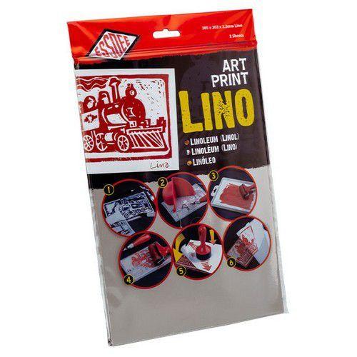 Essdee Linoleum 305x203x3.2mm 2 St 3.2/L4-2