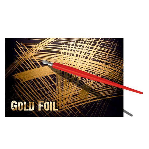 Essdee Scraperboard goud - 10 vel 229x152mm GFB2