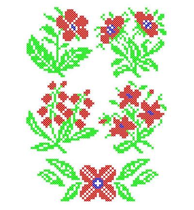 CrossCraft Patterns-22 Spring