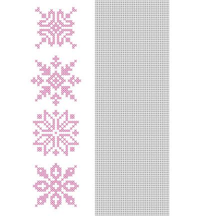 CrossCraft Pattern-11 Snowflakes
