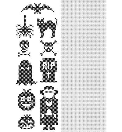 CrossCraft Patterns-13 Halloween