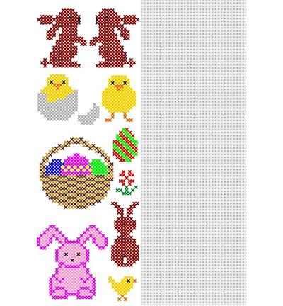 CrossCraft Patterns-24 Easter-1