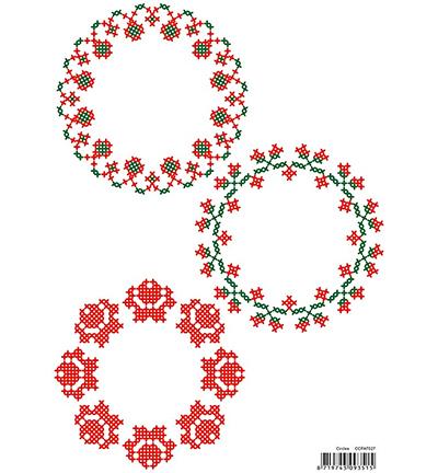 CrossCraft Patterns-27 Circles