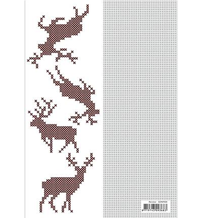 Cross Craft Patterns Reindeer