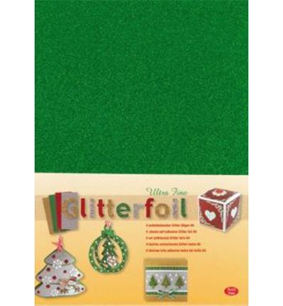 Glitterfoil, Green