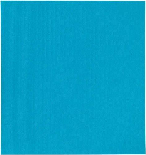 Papicolor Scrapbook 302x302mm korenblauw 200gr-CV 10 vel 298965 - 302x302mm