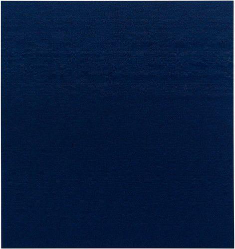 Papicolor Scrapbook 302x302mm marineblauw 200gr-CV 10 vel 298969 - 302x302mm