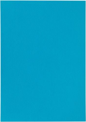 Papicolor Karton A4 korenblauw 200gr-CV 6 vel 301965 - 210x297mm