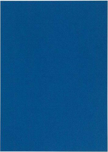 Papicolor Karton A4 royal blauw 200gr-CV 6 vel 301972 - 210x297mm