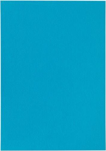 Papicolor Papier A4 korenblauw 105gr-CV 12 vel 300965 - 210x297mm