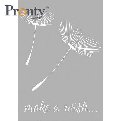 Pronty Mask stencil Paardenbloem 470.803.077 A4 (03-21)