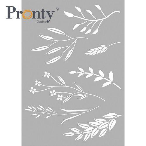 Pronty Mask stencil Takjes 470.803.078 A4 (03-21)