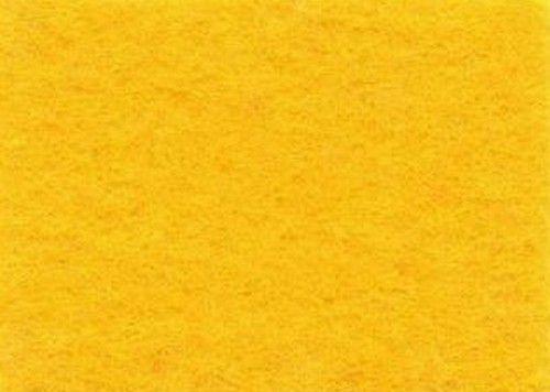 Viltlapjes viscose maisgeel  (10vel) 20x30cm - 1mm