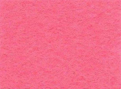 Viltlapjes viscose roze  (10vel) 20x30cm - 1mm