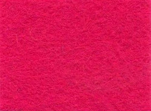 Viltlapjes viscose fuchsia  (10vel) 20x30cm - 1mm