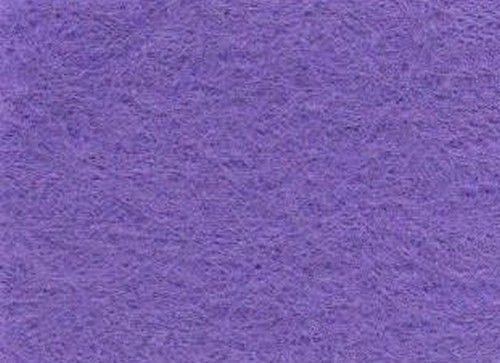 Viltlapjes viscose lila  (10vel) 20x30cm - 1mm