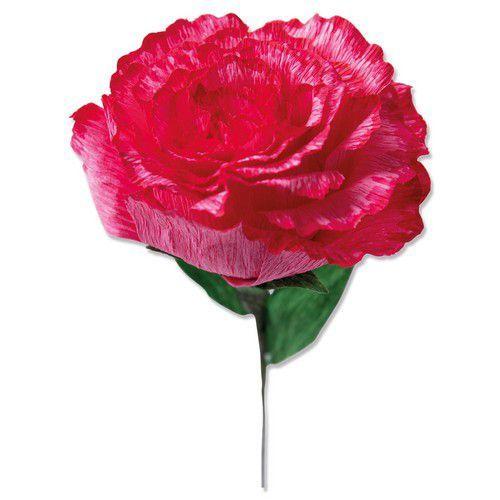 Sizzix Thinlits Die Set - Carnation 4PK 664924 Olivia Rose (05-21)
