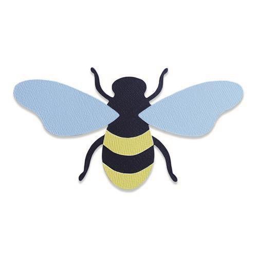 Sizzix Bigz Die - Queen Bee 665193 Lisa Jones (04-21)