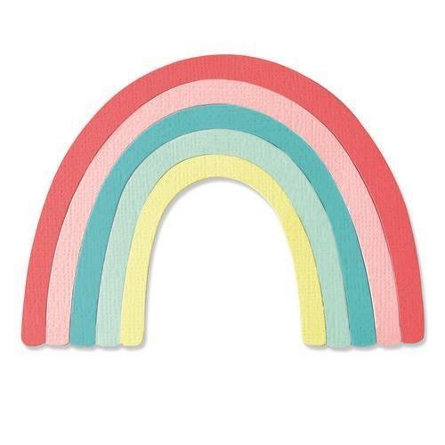 Sizzix Bigz Die - Rainbow 665197 Kath Breen (04-21)
