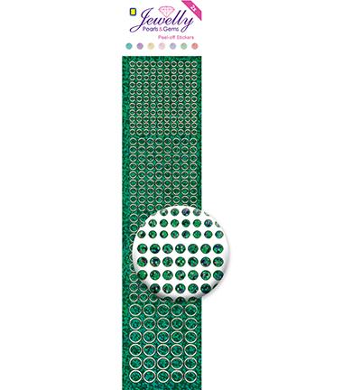 Dots, Diamond Green