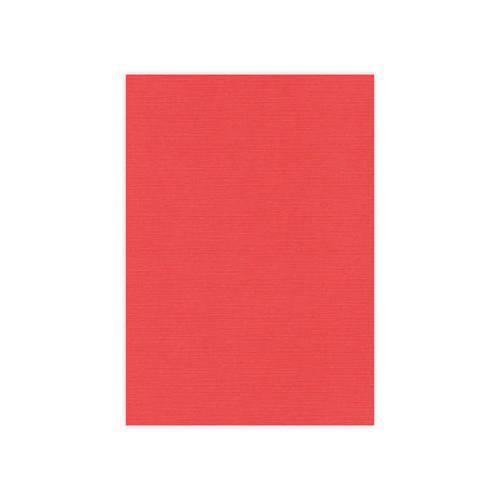 Linnenkarton - Vierkant - Flamingo