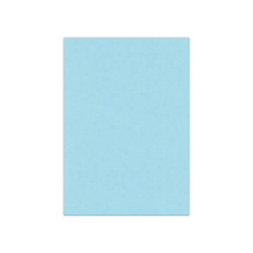 Linnenkarton - Vierkant - Lichtblauw