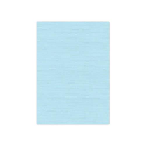 Linnenkarton - Vierkant - Babyblauw