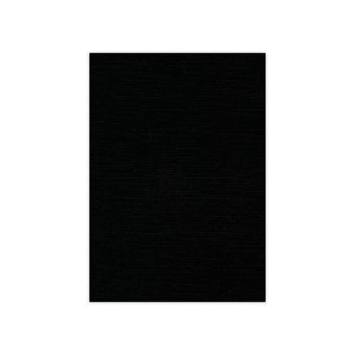 Linnenkarton - Vierkant - Zwart