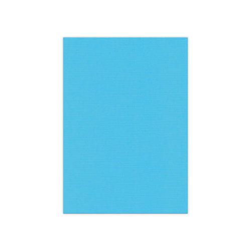 Linnenkarton - Vierkant - Hemelsblauw