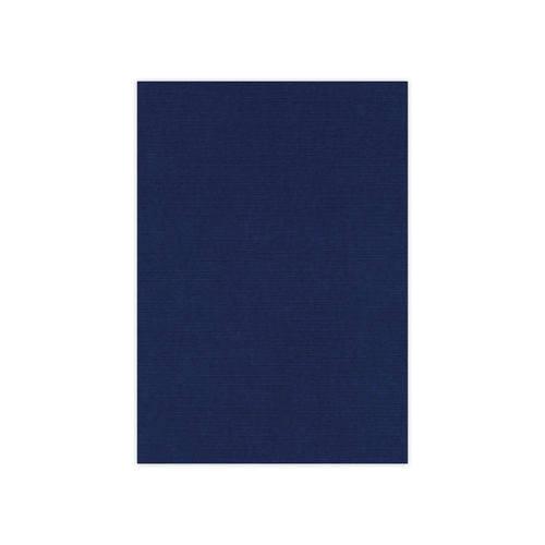 Linnenkarton - Vierkant - Donkerblauw