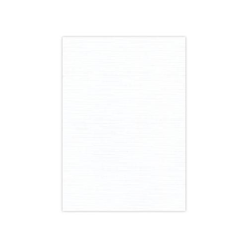 Linnenkarton - Vierkant - Wit