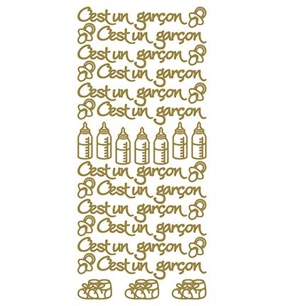 C'est un garcon Gold/Gold