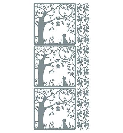 Tree Silver/Silver