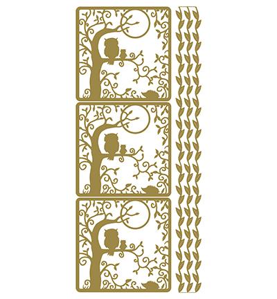 Tree Gold/Gold