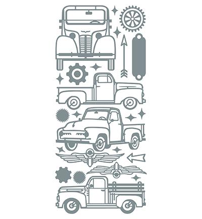 Trucks Silver/Silver