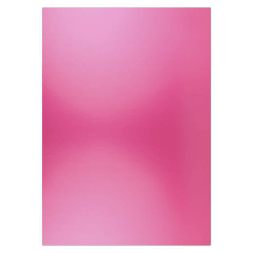 Card Deco Essentials - Metallic cardstock - Bright Pink