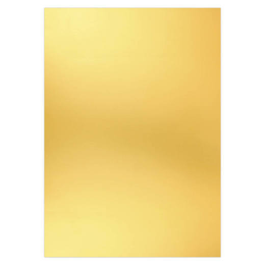 Card Deco Essentials - Metallic cardstock - Warm Gold