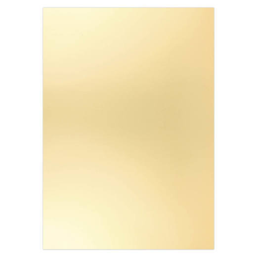 Card Deco Essentials - Metallic cardstock - Gold