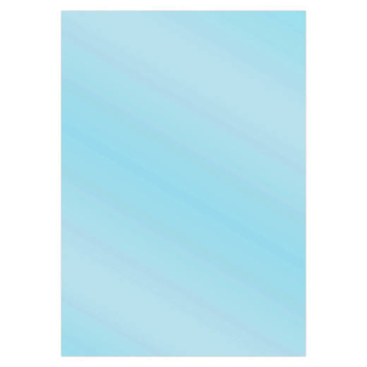 Card Deco Essentials - Metallic cardstock - Light Blue