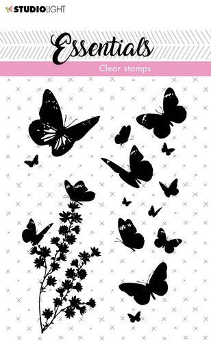 Studio Light Clear Stamp Vlinders Essentials nr.24 SL-ES-STAMP24 A7 (03-21)