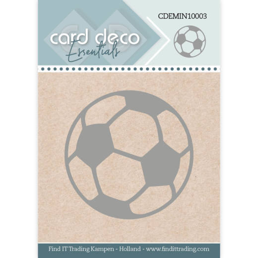 Card Deco Essentials - Mini Dies - Football