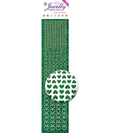 Hearts, Diamond Green