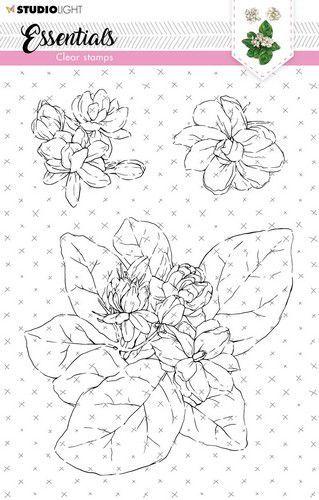 Studio Light Clear Stamp Essentials Jasmine nr.58 SL-ES-STAMP58 A5 (05-21)