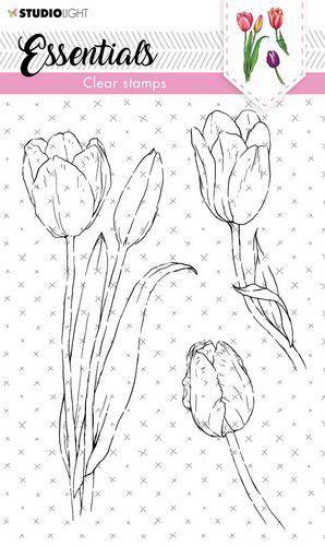 Studio Light Clear Stamp Essentials Tulip nr.59 SL-ES-STAMP59 A6 (05-21)