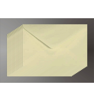 Rechthoekige Enveloppen Wit