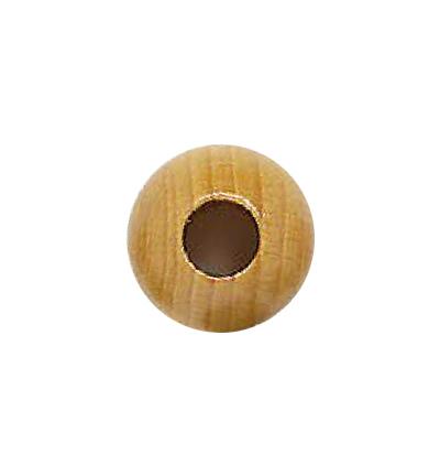Wooden Beads, 20mm