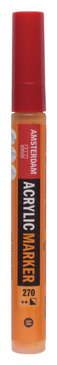Amsterdam Markers 4 mm Azogeel Donker 270