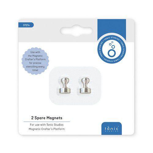 Tonic Studios Tools - 2 magneten voor Magnetic platform 3726e 3727e (05-21)